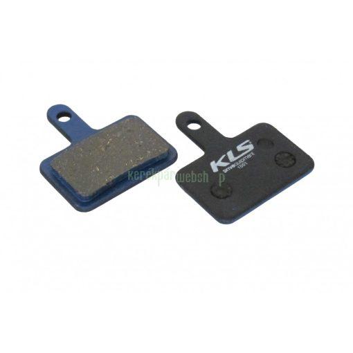 Fékbetét KLS D-04 (pár)