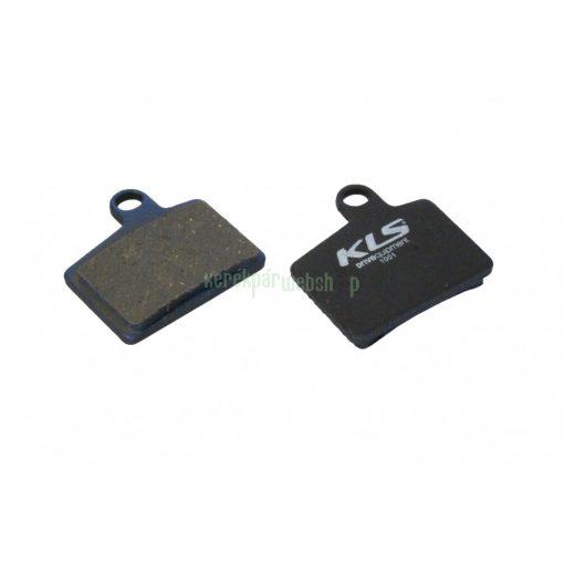 Fékbetét KLS D-06 (pár)