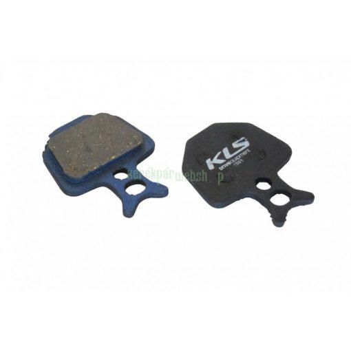 Fékbetét KLS D-09 (pár)