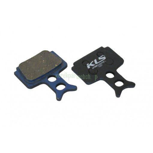 Fékbetét KLS D-10 (pár)