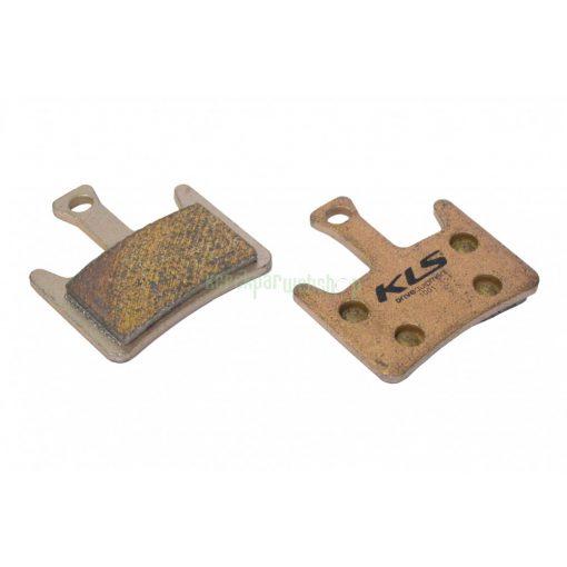 Fékbetét KLS D-07S (pár)