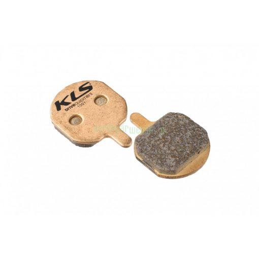 Fékbetét KLS D-08S (pár)