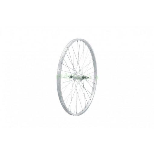"""Fűzött első kerék limited edition MTB 26"""" silver R"""