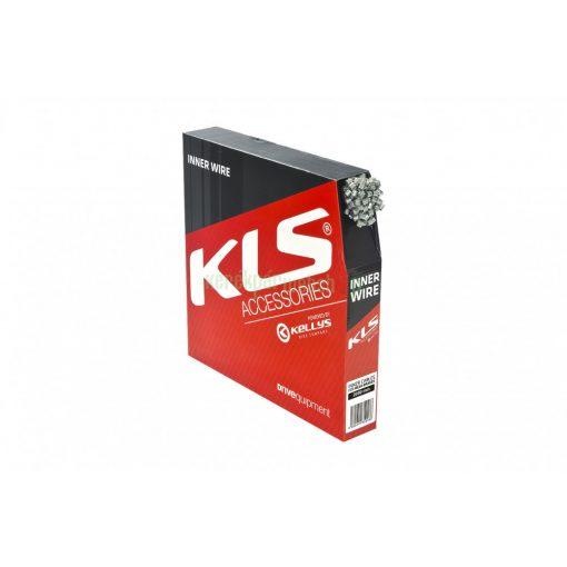 Fékbowden KLS 016 MTB hátsó fékhez 180 cm doboz 100 db rozsdame