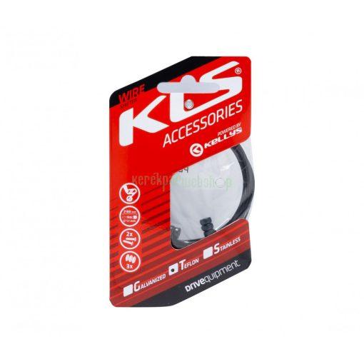 Inner cable for derailleurs KLS 210 cm teflon coated 1pc