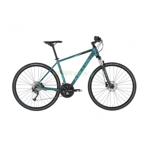 KELLYS Phanatic 30 Teal L 2021 Kellys Kerékpár