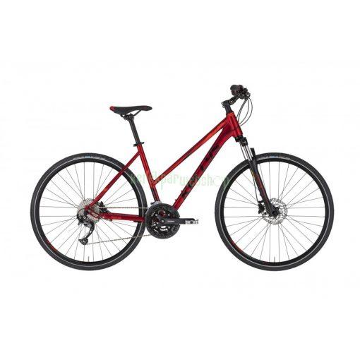 KELLYS Pheebe 30 Dark Red S 2021 Kellys Kerékpár