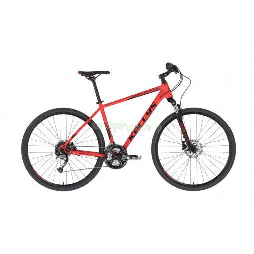 KELLYS Phanatic 10 Red M 2021 Kellys Kerékpár