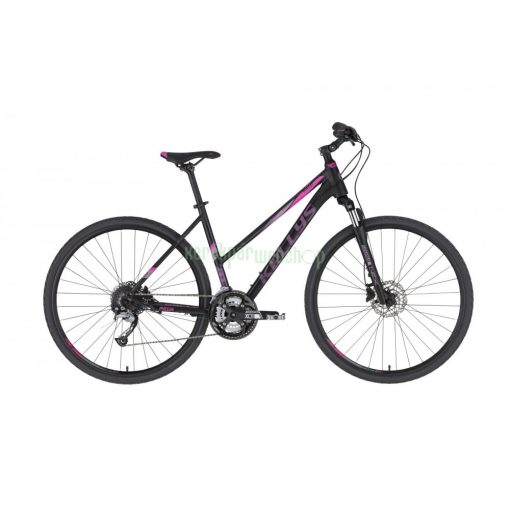 KELLYS Pheebe 10 Dark Purple S 2021 Kellys Kerékpár