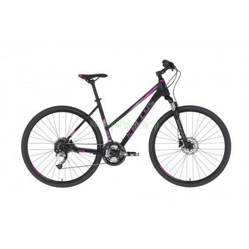 KELLYS Pheebe 10 Dark Purple M 2021 Kellys Kerékpár