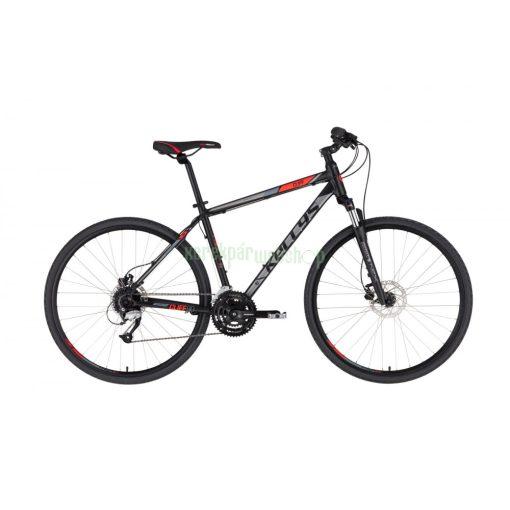 KELLYS Cliff 90 Black red L 2021 Kellys Kerékpár