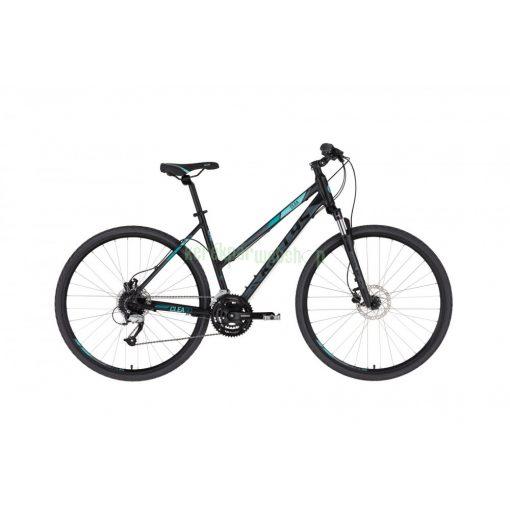 KELLYS Clea 90 Black Aqua M 2021 Kellys Kerékpár