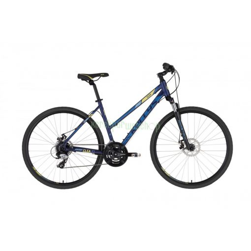 KELLYS Clea 70 Dark Blue M 2021 Kellys Kerékpár