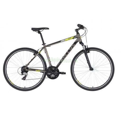 KELLYS Cliff 30 Grey S 2021 Kellys Kerékpár
