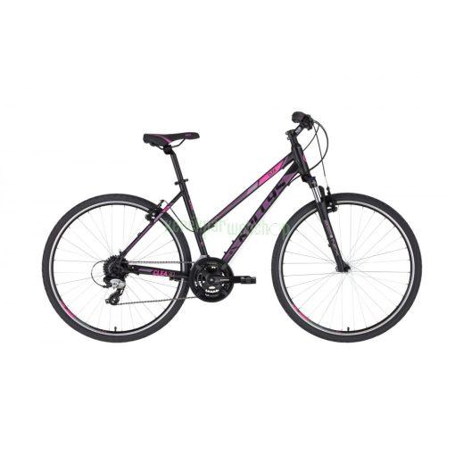 KELLYS Clea 30 Black Pink S 2021 Kellys Kerékpár