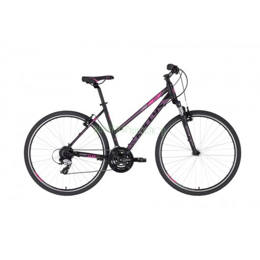 KELLYS Clea 30 Black Pink M 2021 Kellys Kerékpár