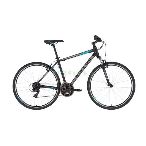 KELLYS Cliff 10 Black Blue L 2021 Kellys Kerékpár