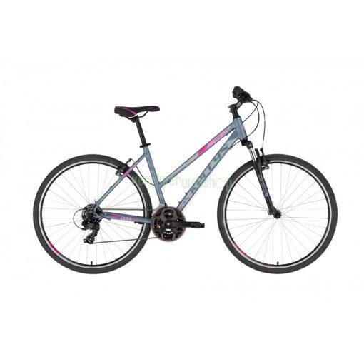 KELLYS Clea 10 Grey Pink S 2021 Kellys Kerékpár