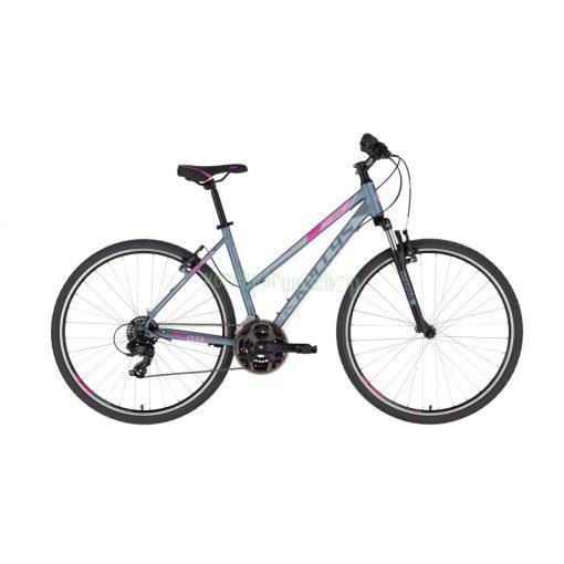 KELLYS Clea 10 Grey Pink M 2021 Kellys Kerékpár