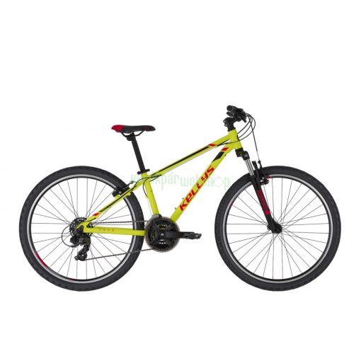 KELLYS Naga 70 Neon Lime 135 26 2021 Kellys Kerékpár