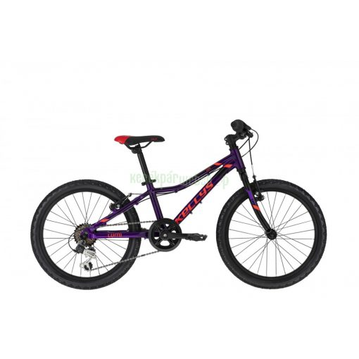 KELLYS Lumi 30 Purple 20 2021 Kellys Kerékpár