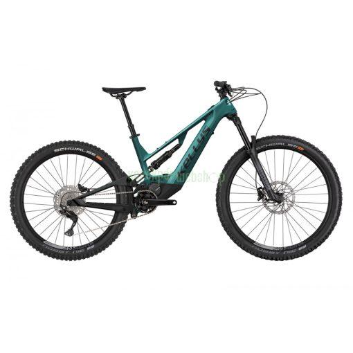 KELLYS Theos F50 Teal M 29 275 720Wh 2021 Kellys Kerékpár