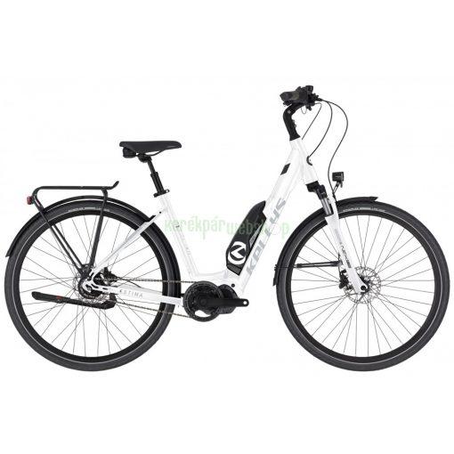 KELLYS Estima 50 White M 28 504Wh 2021 Kellys Kerékpár