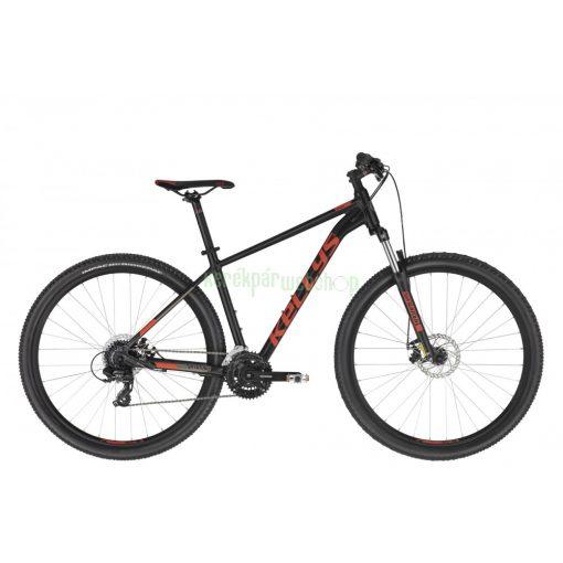 KELLYS Spider 30 Black S 29 2021 Kellys Kerékpár