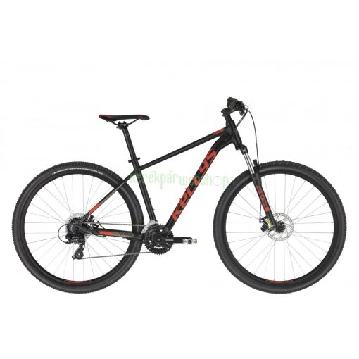 KELLYS Spider 30 Black XL 29 2021 Kellys Kerékpár