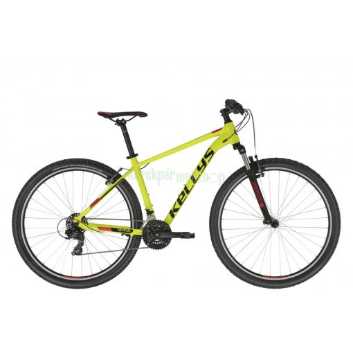 KELLYS Spider 10 Neon Yellow L 29 2021 Kellys Kerékpár