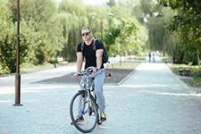 Férfi trekking kerékpárok<