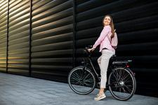 Női pedelec kerékpárok